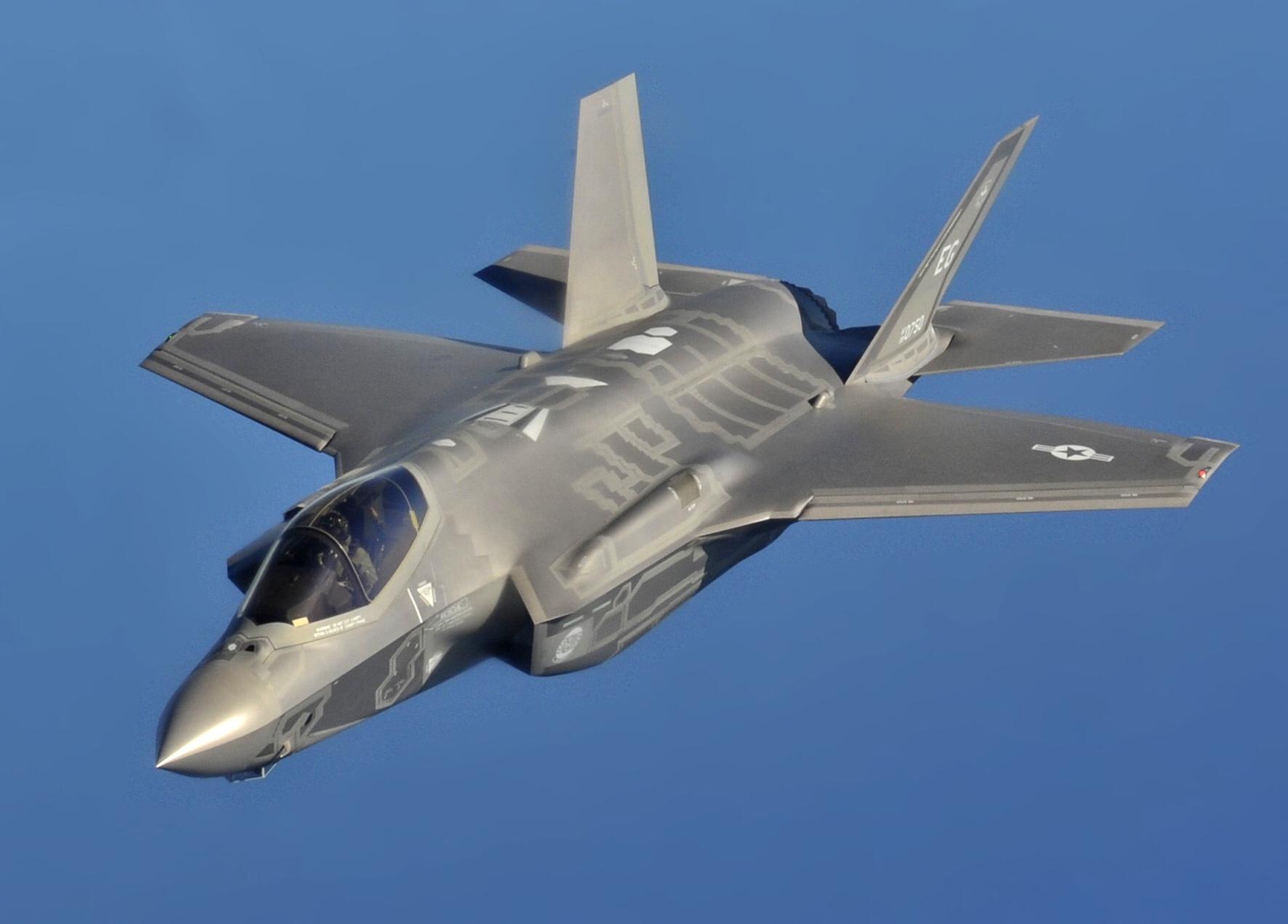 Με εντολή Ντόναλντ Τράμπ αποπομπή της Τουρκίας από το πρόγραμμα F-35 Lightning II λόγω S-400 [ΒΙΝΤΕΟ]