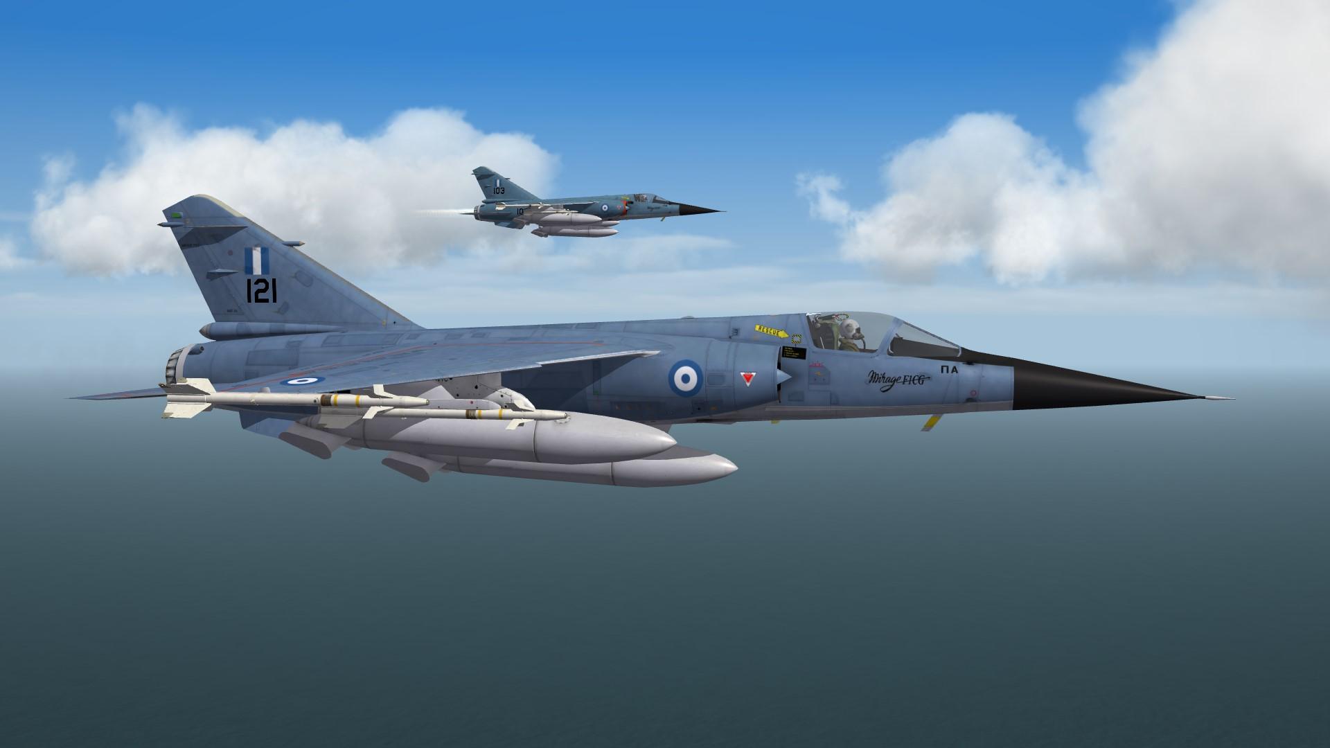 Σαν σήμερα ο πιλότος Mirage F1CG Νίκος Σιαλμάς πέρασε στο πάνθεον των Ηρώων