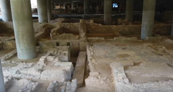 Το μυστικό του Μουσείου της Ακρόπολης (βίντεο)