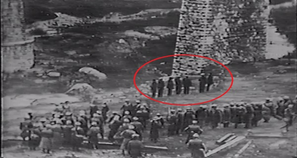 Το ολοκαύτωμα της Υπάτης -Ο Έλληνας καταδότης και ο Γερμανός σφαγέας