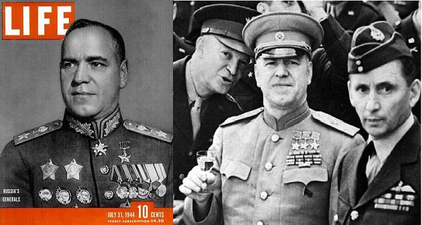 Γκεόργκι Ζούκοφ -Ο άνθρωπος που νίκησε τον Χίτλερ