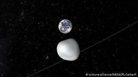 asteroid tc4