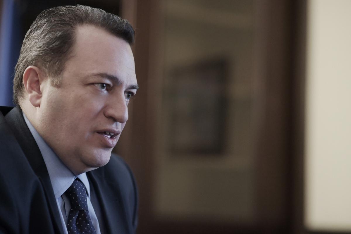 Τον Ευριπίδη Στυλιανίδη εισηγείται για Πρόεδρο της ΕπιτροπήςΑναθεώρησης του Συντάγματος ο Κυριάκος Μητσοτάκης