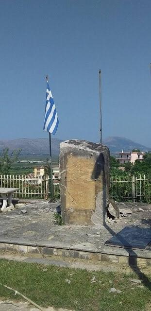 Τρομοκρατικό χτύπημα στην καρδιά της Ελληνικής Εθνικής Μειονότητας από τους Αλβανούς φασιστες