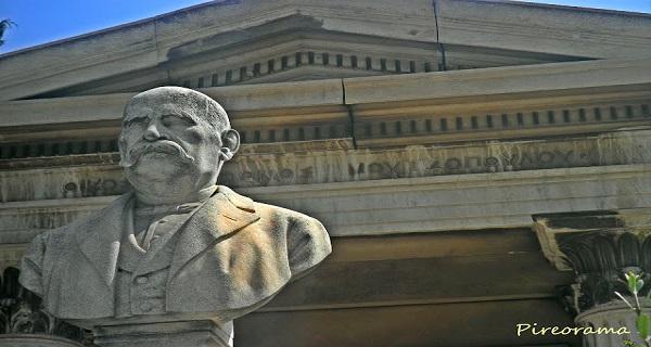 Τρύφων Μουτζόπουλος -Ο μακροβιότερος δήμαρχος στην ιστορία του Πειραιά