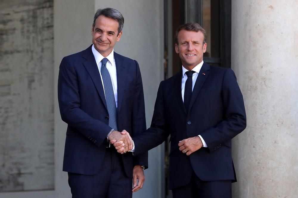 Ελλάς – Γαλλία ακλόνητη συμμαχία.