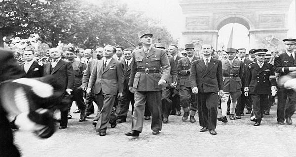 75 χρόνια από την απελευθέρωση του Παρισιού από τους ναζί (βίντεο)