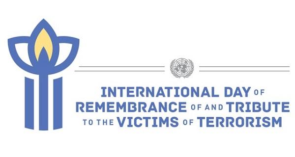 Διεθνής Ημέρα Μνήμης και Τιμής στα Θύματα της Τρομοκρατίας