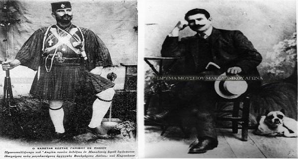 Κωνσταντίνος Γαρέφης – Ο ήρωας που «αποθέωσε την ελληνική παλληκαριά και λεβεντιά»