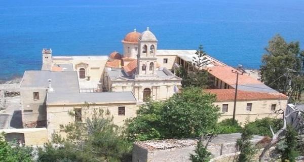 Ιερά Μονή Οδηγήτριας: Το «Άγιον Όρος» της Κρήτης