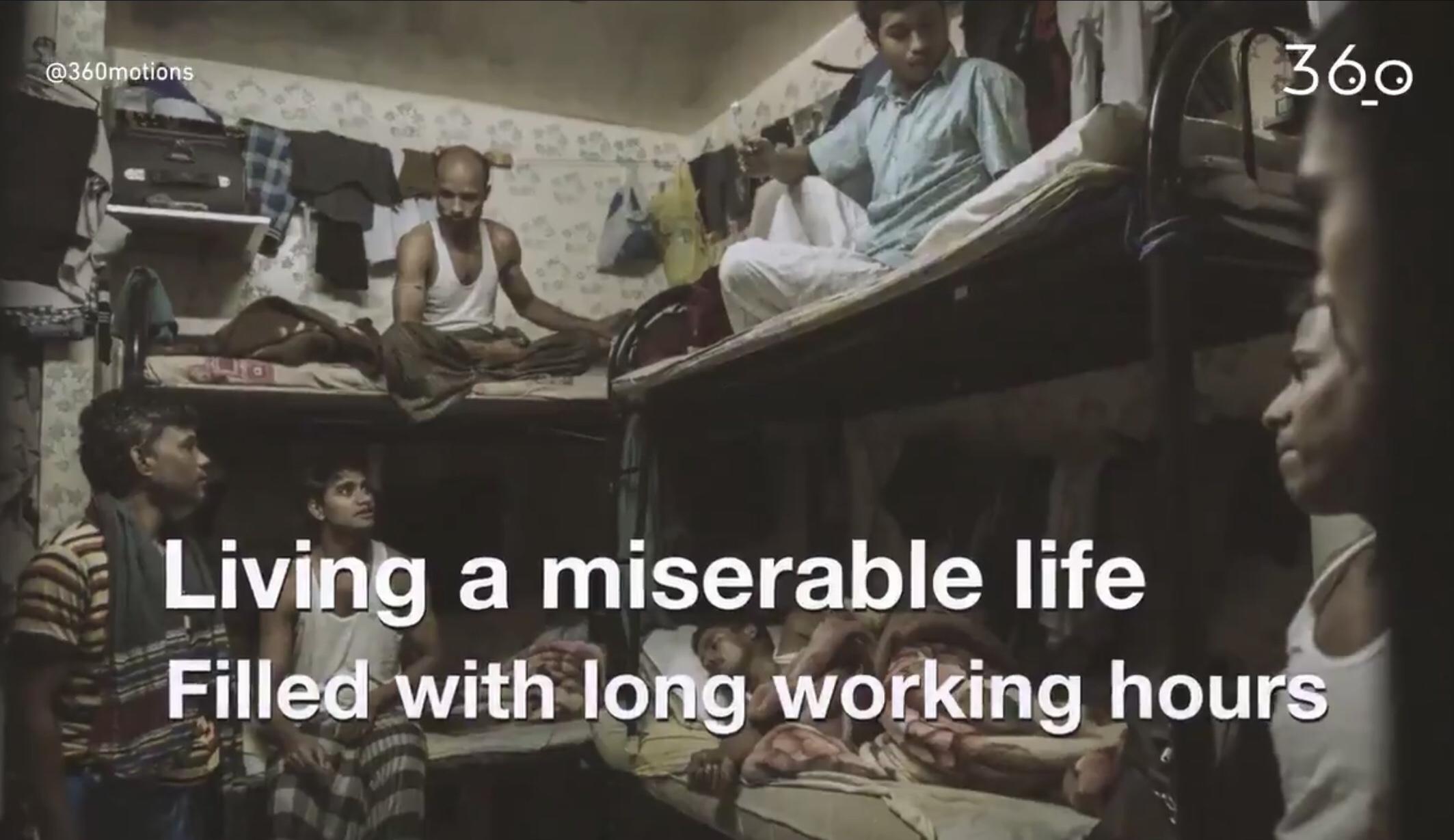 Βίντεο Κατάρ: Ως Μουντιάλ της φρίκης θα μείνει στην ιστορία για τους σκλάβους και τον άγνωστο αριθμό νεκρών