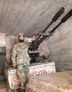Νεκρός ο στυγνός τρομοκράτης, αχυράνθρωπος των τούρκων, Αμπού Γιουσούφ