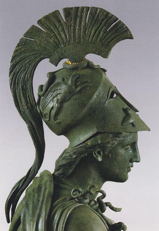 Το μοναδικό άγαλμα της θεάς Αθηνάς που λίγοι γνωρίζουν.