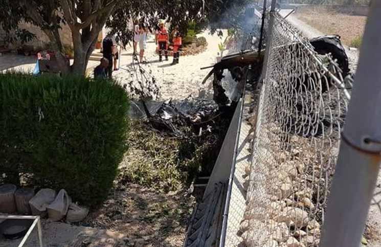 Σύγκρουση ελικοπτέρου με αεροπλάνο στην Μαγιόρκα της Ισπανίας. 7 νεκροί, δυο παιδιά