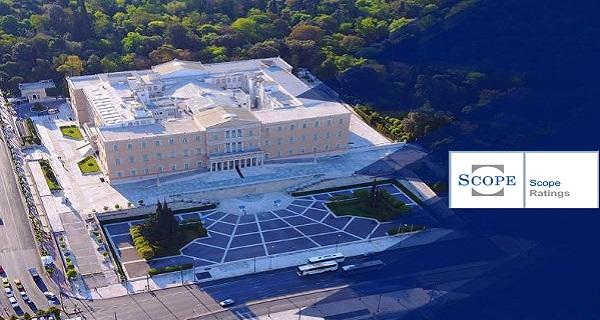 Scope Ratings: Η Ελλάδα χρειάζεται μικρότερα πρωτογενή πλεονάσματα
