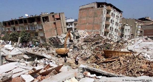 17 Αυγούστου 1999… Ζωντανές οι μνήμες 20 χρόνια μετά τον σεισμό