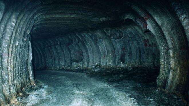 Γιατί τα μυστικά αποθέματα πετρελαίου των ΗΠΑ βρίσκονται κρυμμένα σε υπόγειες σπηλιές αλατιού;
