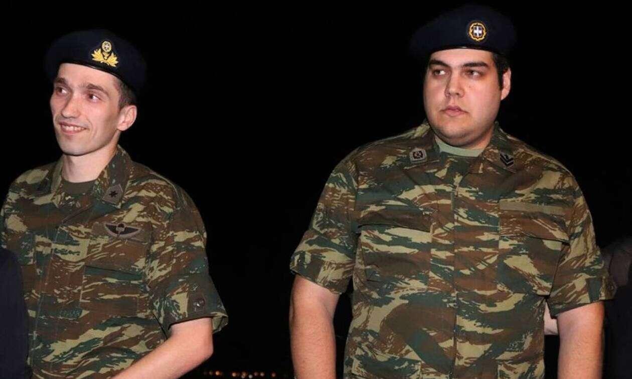 Έλληνες στρατιωτικοί: Στο αρχείο η υπόθεση για τους Μητρετώδη και Κούκλατζη.