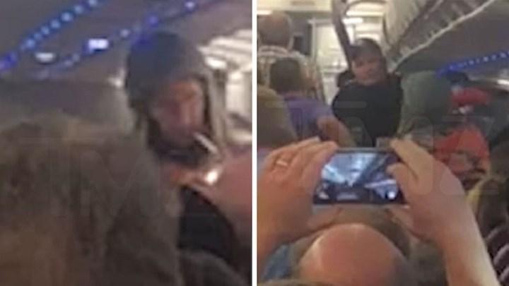 Άναψε τσιγαριλίκι μέσα στο αεροπλανο και το ανάγκασε να κάνει έκτακτη προσγείωση.