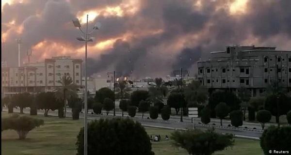 Παιχνίδι με τη φωτιά στην Αραβική Χερσόνησο