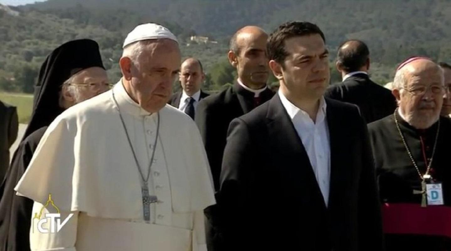 Αύριο συνάντηση Αλέξη Τσίπρα – πάπα Φραγκίσκου στη Ρώμη (δεν θα το δεις σε κανένα ΜΜΕ )
