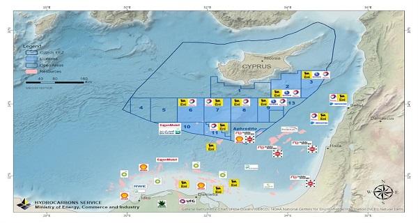 Επίσημα σε TOTAL-ENI το κυπριακό τεμάχιο 7… την ώρα που το τουρκικό «Oruc Reis» έφτασε με συνοδεία στην Α.Μεσόγειο