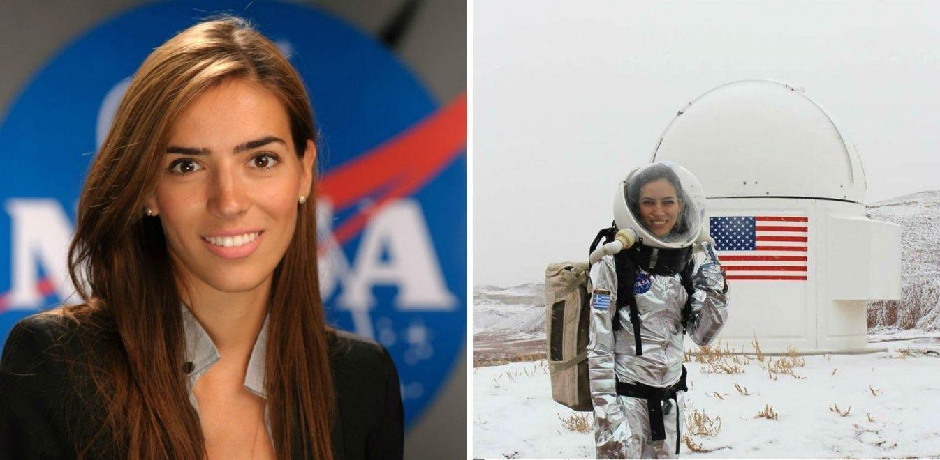 Παγκοσμίως ρεζίλι. Η NASA διαψεύδει ότι η Αντωνιάδου που βραβεύτηκε από την υπουργό παιδείας, είχε εργαστεί εκεί!