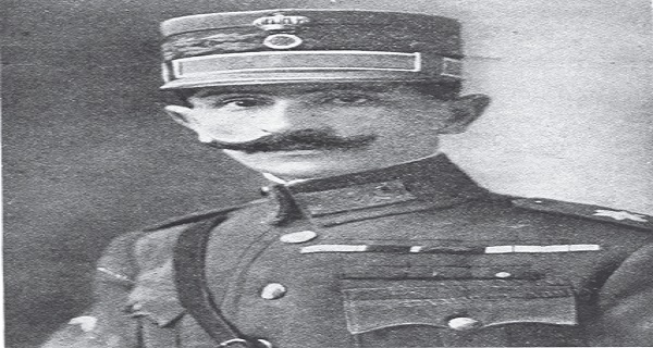 Αλέξανδρος Οθωναίος – Ο καπετάν Παλμίδης