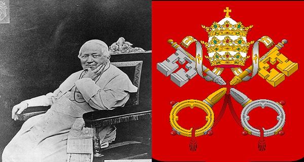Πάπας Πίος ο Θ' -Captivus Vaticani