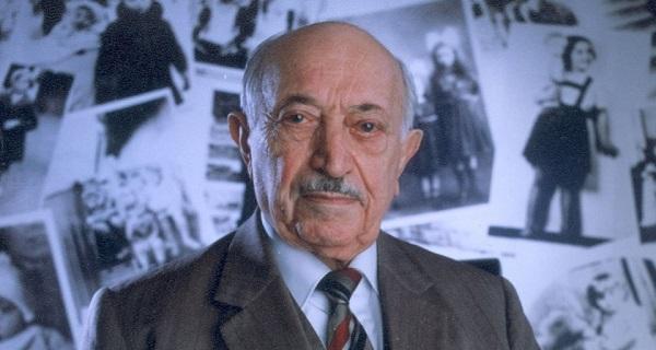 Σίμον Βίζενταλ -Επέζησε του Ολοκαυτώματος και έγινε κυνηγός Ναζί
