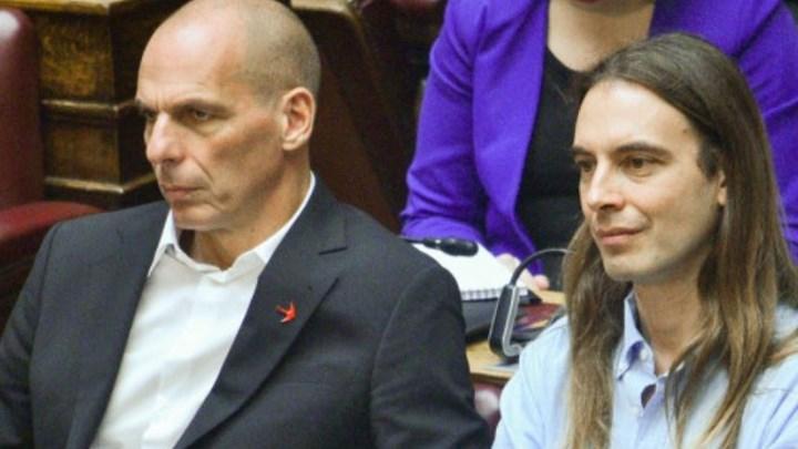 Τρελό γέλιο. Βουλευτής του Βαρουφάκη έκανε ερώτηση στη Βουλή σε υπουργό της Κύπρου.