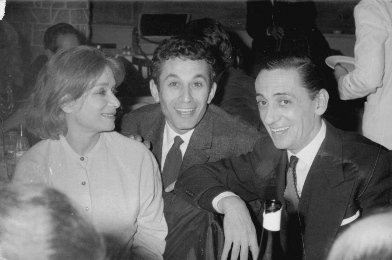 Πέθανε στα 105 της η κορυφαια πρωταγωνίστρια του ελληνικού θεάτρου Τιτίκα Νικηφοράκη.