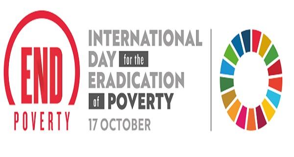 Διεθνής Ημέρα για την Εξάλειψη της Φτώχειας