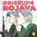FOLLOW OUR HASHTAG #RiseUp4Rojava FOR LIVE INFO @KurdisPhoto @K24English @KurdsCampaign @Kurdistan @kurdishblogger @KurdistanParl @info_Rojava @Free_Yezidi @YezidisIntOrg @amnesty @UN @Refugees #ThatFuckingErdogan #SyrianBetrayal #TerroristTurkey #Rojava #YPG #YPJ #SDF #Kurdistan #TwitterKurds #KurdishGenocide #EthnicCleansing #FuckingISIS