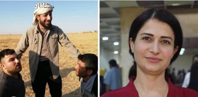 ΑΥΤΟΣ είναι ο τζιχαντιστής που έσφαξε την κούρδισα πολιτικό #HavrinKhalaf. Μαντέψτε ποιος του είχε απονείμει μετάλλιο ανδρείας!
