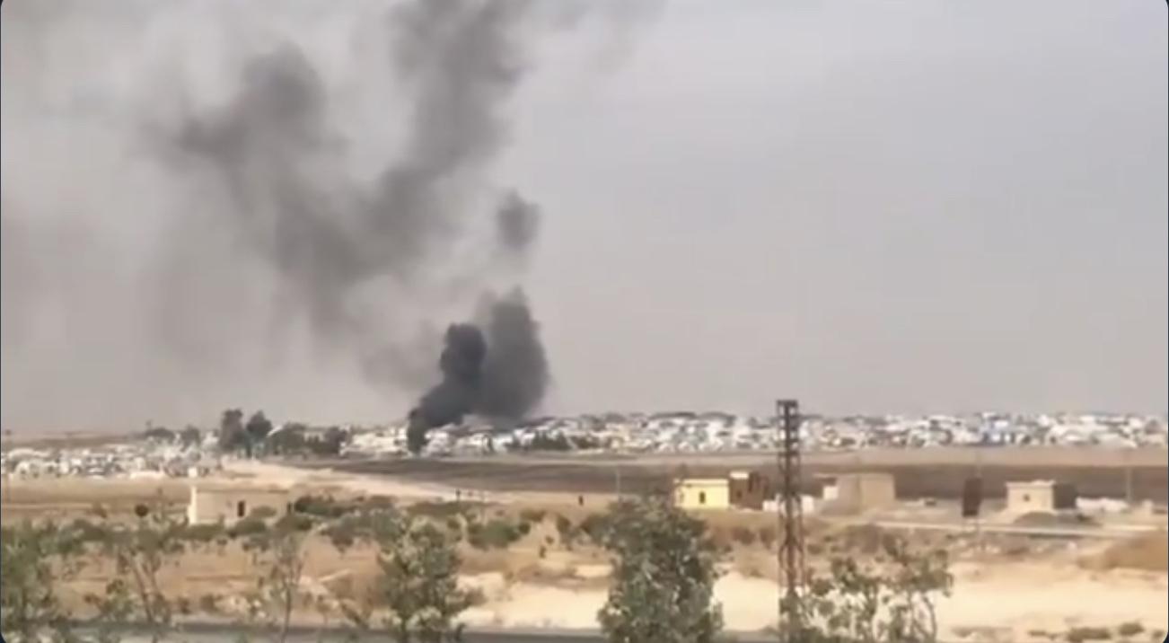 Τώρα: χιλιάδες ισλαμιστές τρομοκράτες έβαλαν φωτιά στη φυλακή τους και προσπαθούν να δραπετεύσουν!