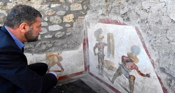 pompei roman toihografia
