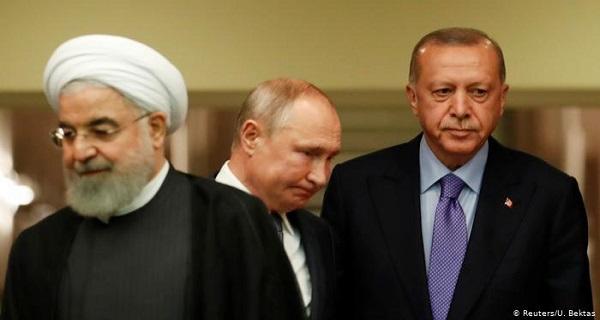 Σιωπά, αλλά …ωφελείται η Μόσχα στη Συρία