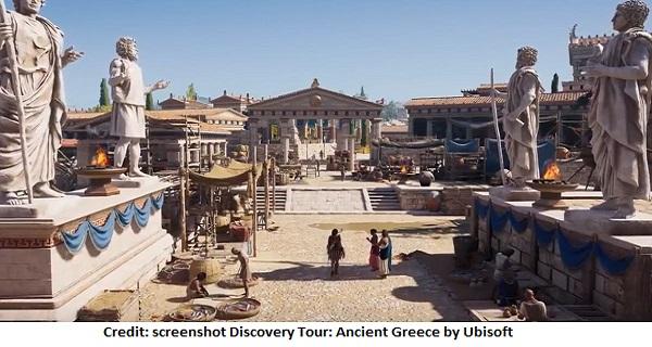 Βιντεοπαιχνίδι διδασκαλίας για την Αρχαία Ελλάδα! Όπου υπάρχει θέληση, υπάρχει και τρόπος…