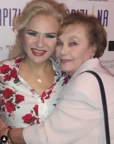 Δείτε πώς είναι στα 80 της η καλλονή του ελληνικού κινηματογράφου Ελένη Προκοπίου.