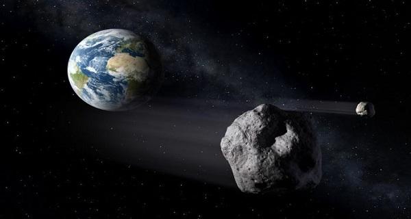 Τρομακτική ανακοίνωση της NASA: Αστεροειδής σε τροχιά σύγκρουσης με τη Γη!
