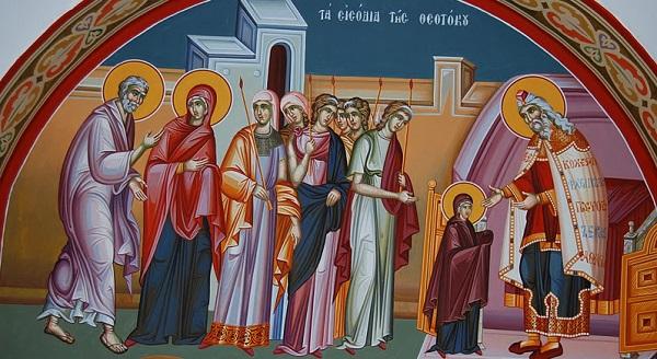 21 Νοεμβρίου: Τα Εισόδια της Θεοτόκου – Τι ακριβώς γιορτάζουμε
