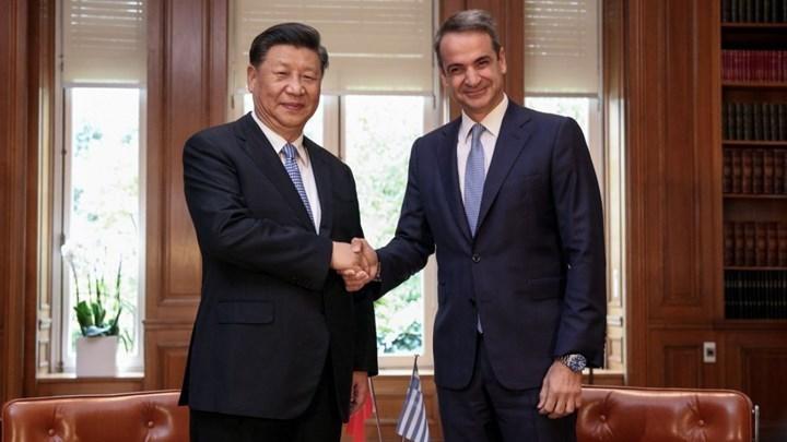Η κοινή διακήρυξη Ελλάδας – Κίνας.
