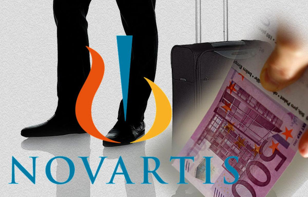 Μπανανία Novartis: Από ύποπτη η συγκυβέρνηση ΝΔ-ΠΑΣΟΚ  προσπαθεί να ξεπλύνει πολιτικούς και ιατρούς ! [ΒΙΝΤΕΟ]