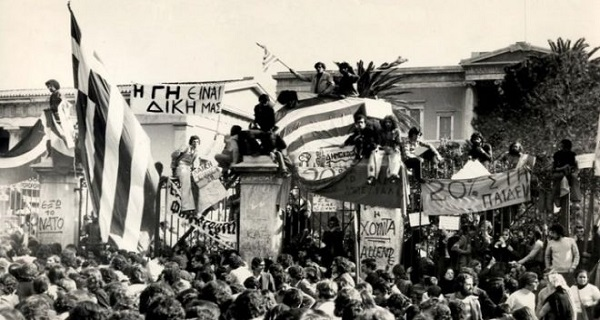 Τι συνέβη 15 Νοεμβρίου 1973 στο Πολυτεχνείο