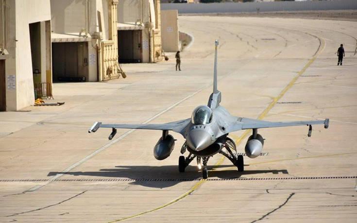 🇬🇷🇮🇱 ΣΑΡΩΣΑΝ ΤΟΥΣ ΑΙΘΕΡΕΣ οι Ελληνες πιλότοι F-16 σε άσκηση στο Ισραήλ !