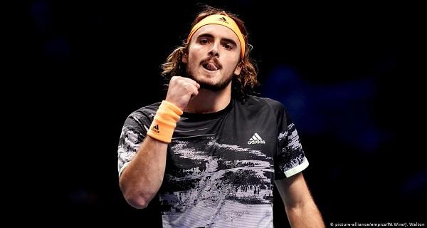 """""""Ένας Έλληνας στον Όλυμπο του τένις"""""""