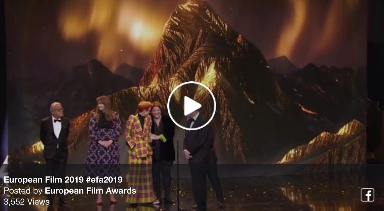 Θρίαμβος για τον Γιώργο Λάνθιμο στα 32α Βραβεία Ευρωπαϊκού Κινηματογράφου.