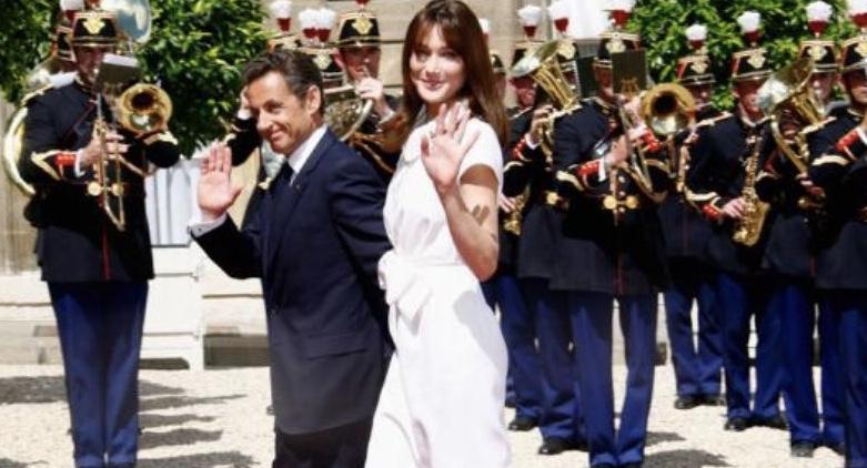 Στην Αθήνα ο πρώην πρόεδρος της Γαλλίας, Νικολά Σαρκοζί.