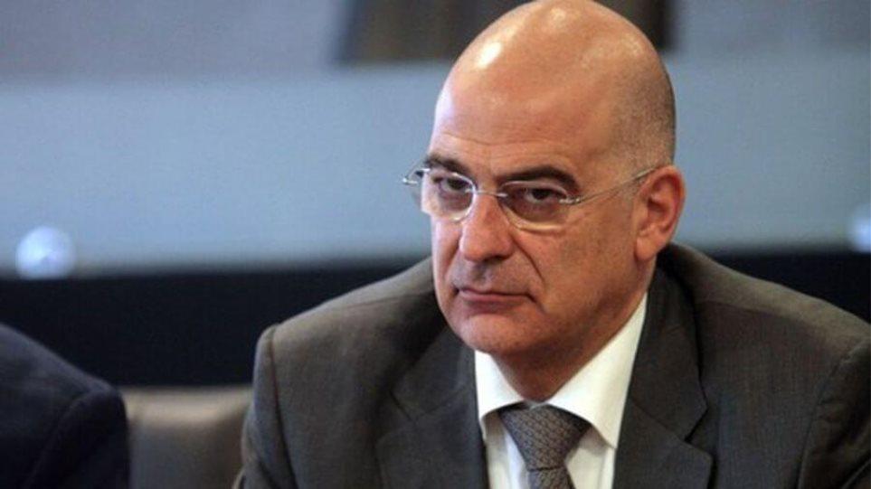 Νίκος Δένδιας: Η κυβέρνηση της Τρίπολης εκβιάστηκε για να υπογράψει τη συμφωνία με την Τουρκία.
